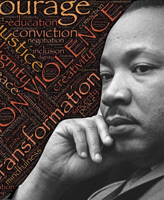 Martin Luther King – Inspirador