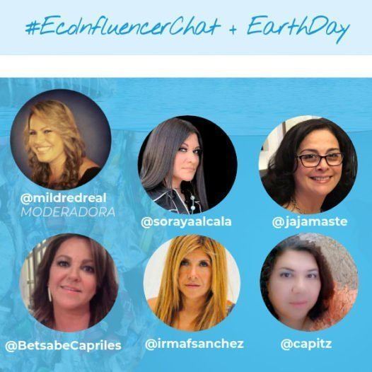 EcoInfluencerChat + EarthDay